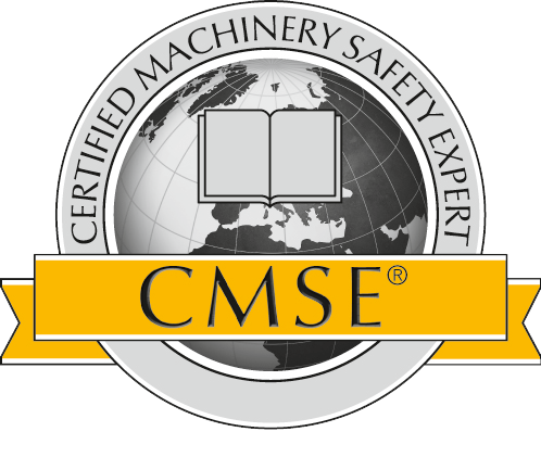 CMSE-Certified Machinery Safety Expert